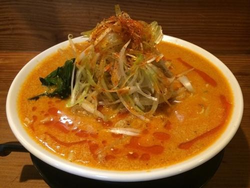 「担々麺」@支那そば 蔵之宮の写真