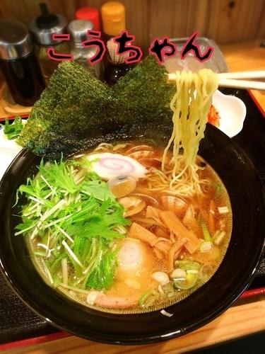 「醤油ラーメン¥650」@らぁ麺こうちゃんの写真