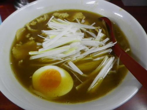 「和風カレーラーメン」@九州大分ラーメン 麺恋亭 中華街店の写真