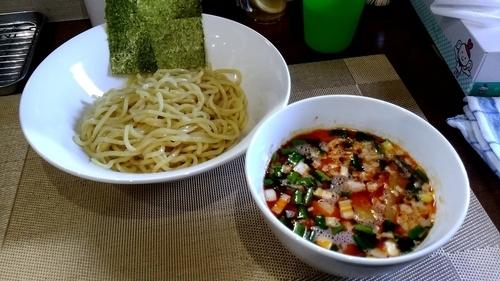 「【限定】台湾つけめん(中盛)」@麺丼Dining 夢者の写真