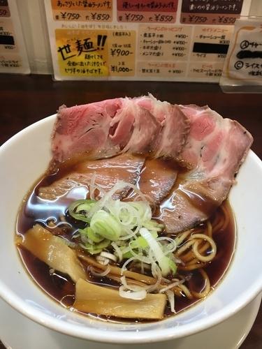 「Black Youth ¥750」@世界が麺で満ちる時の写真