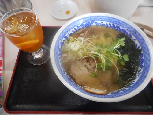 「ラーメン」@まぁちゃん拉麺の写真