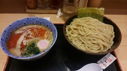 「坦々つけ麺中盛り ¥830」@舎鈴 北朝霞駅前店の写真
