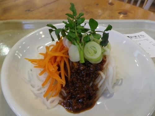 「ジャージャー麺」@手づくりキッチンの写真