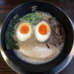 天炮拉麺 筑紫野本店の写真
