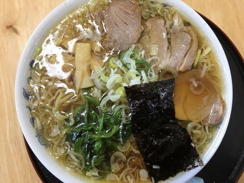「ラーメン 600円」@双葉食堂の写真