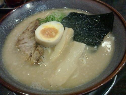 「熟成光麺  大盛」@光麺 原宿店の写真