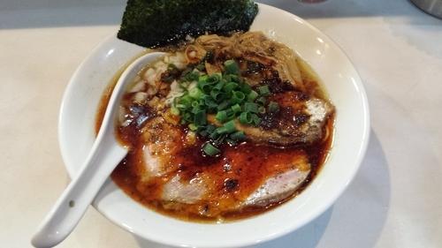 「【気まぐれ限定】酸辣麺(醤油)800円」@麺屋 扇 SENの写真