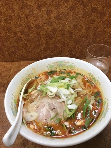 「担々麺」@時ちゃんラーメンの写真