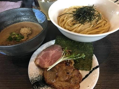 「つけ麺(魚介)中盛り」@麺処 ほん田 nijiの写真