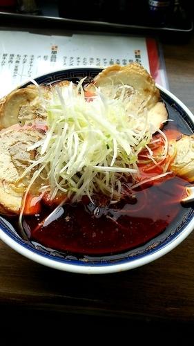 「チャーシュー担々麺 大辛」@江ざわの写真