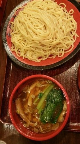 「つけ麺」@麺処 古武士 新宿西口小滝橋通り店の写真