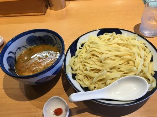 「つけ麺(太麺) 大360g ¥880」@中華そば 青葉 東大和店の写真