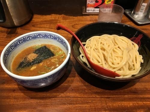 「つけ麺並」@つけ麺専門店 三田製麺所 五反田店の写真