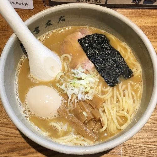 「味玉らーめん ¥890」@麺屋吉左右の写真