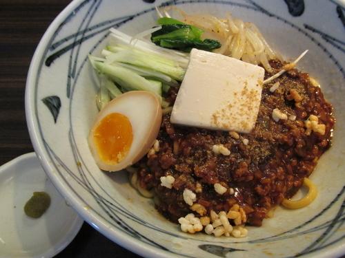 「ジャージャー麺(限定) 「800円」」@麺や 豊の写真