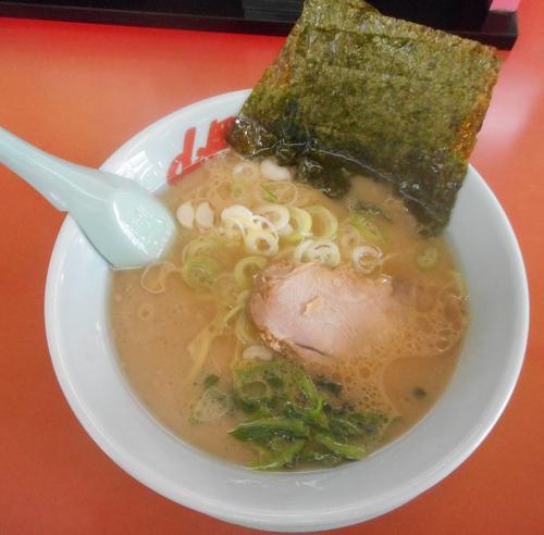 「ラーメン 640円」@ラーメン山岡家 さいたま丸ヶ崎店の写真