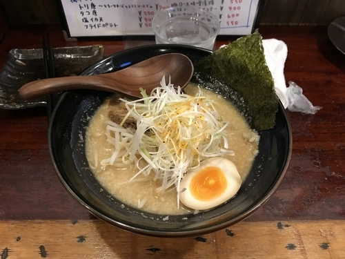 「邦心味噌ラーメン 950円」@邦心・八咫烏の写真