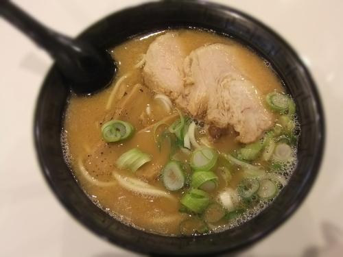 「煮干ラーメン」@熊本ラーメン 麺王の写真