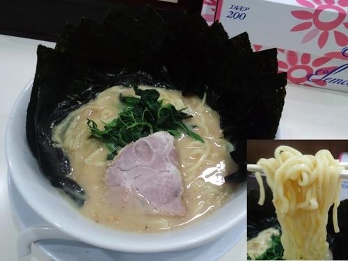 「こってり味噌ラーメン750円海苔増し50円」@ら〜めん弘の写真