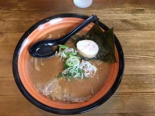 「特醤油ラーメン」@麺や虎鉄 大麻店の写真