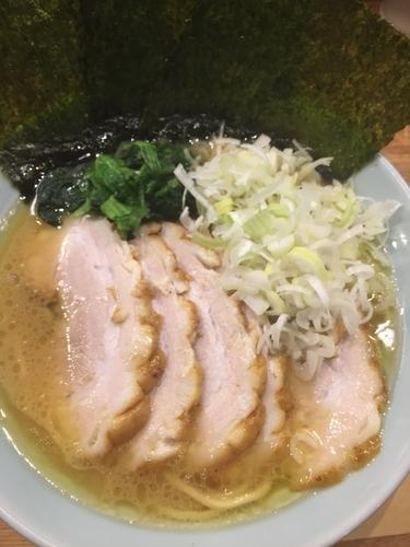 「チャーシュー麺」@鶴一家の写真