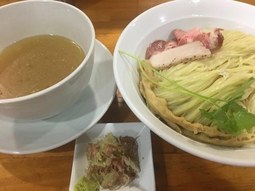 「【限定】鰆煮干しの淡麗つけ麺850円」@麺屋 むじゃきの写真