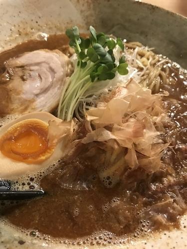 「鶏×魚 和風ラーメン」@大杉製麺の写真