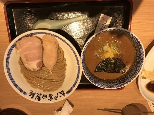 「濃厚つけそば 880円」@松戸富田製麺 ららぽーとTOKYO-BAY店の写真