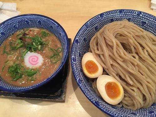「つけ麺」@必死のパッチ製麺所の写真
