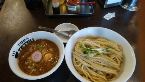 「味玉つけめん」@つけめん102 川口店の写真