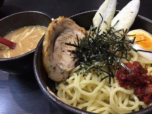 「仙台辛味噌つけ麺 大盛 1,000円 (税別)」@蔵出し味噌 麺場 田所商店の写真