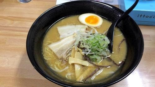 「ラーメン」@らーめん亭 喜zu菜の写真