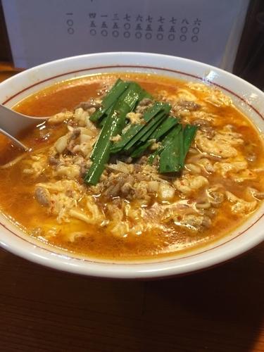 「担々麺」@屋台屋 龍源の写真