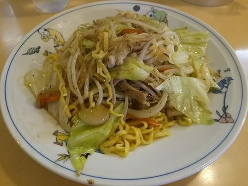 「チャーメン (麺大盛り)」@テンホウ 追分店の写真
