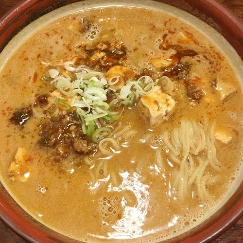 「マーボー坦々麺」@中華の福来軒の写真