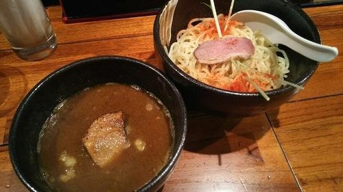 「カレーつけ麺」@魔乃巣の写真