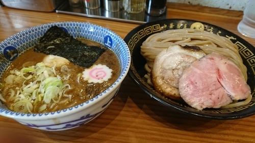 「つけ味玉(大)  ¥ 980」@中華蕎麦うゑずの写真