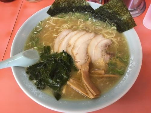 「チャーシューメン+中盛/¥780+80」@ラーメンショップ 尾島店の写真