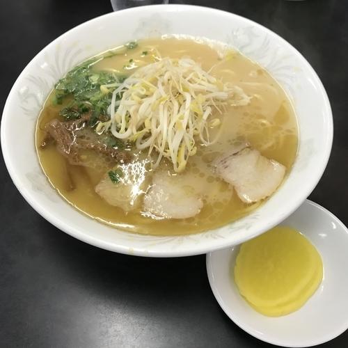「ラーメン(¥570)」@栄養軒の写真