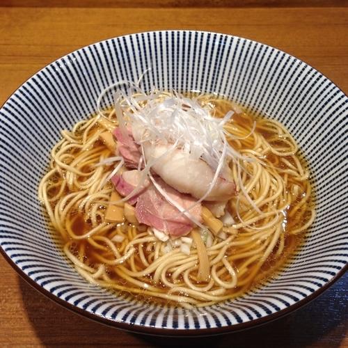 「【限定】きんきのラーメン」@寿製麺よしかわ 川越店の写真