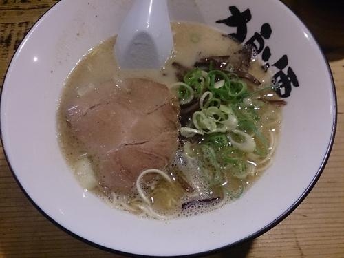 「海らーめん」@狼煙 松本駅前店の写真