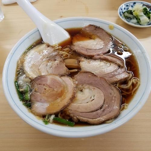 「焼豚麺」@中華そば 真砂 長久手店の写真