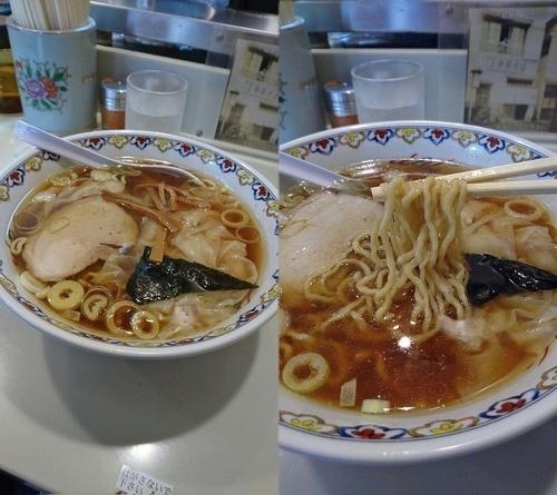 「『わんたん麺(¥1250)』」@春木屋 吉祥寺店の写真