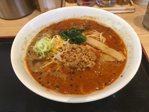 「担々麺」@舎鈴 北品川店の写真