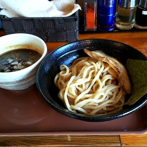 「濃厚つけ麺」@つけ麺 心心の写真