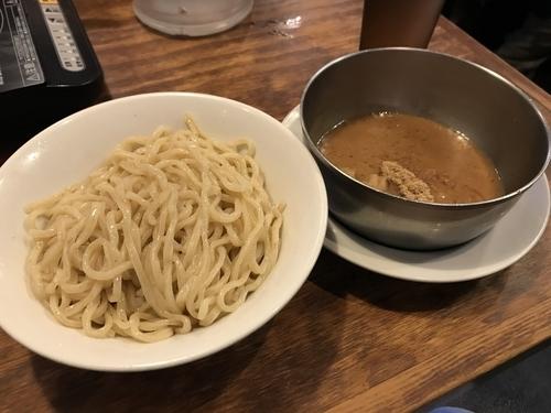 「濃厚つけ麺」@つけ麺・ラーメン 五十五番 豊田店の写真