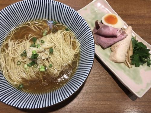 「【限定】高級魚のどぐろらーめん 1000円」@寿製麺よしかわ 川越店の写真