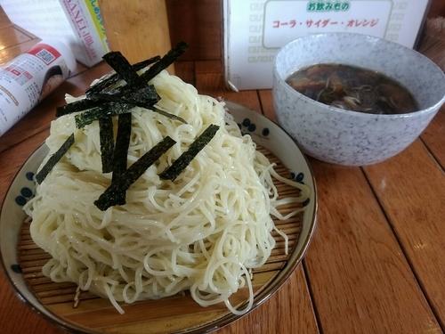 「江戸つけ麺(大盛・525)650円」@柳麺 ととやの写真