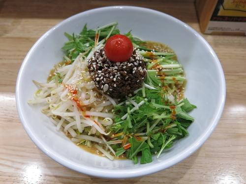 「芝麻炸醤麺(冷):900円」@担々麺琉帆~RuPaN~の写真